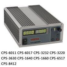 Fuente de alimentación CC ajustable Digital compacta PFC, conmutación OVP/OCP/OTP, fuente de alimentación de laboratorio de 16V, 60V, 60A, 32V, 20A, 32A, 84V, 11A, 17A