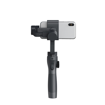 HOT-Handheld Gimbal Stabilizer Portable Smooth with PhoneGO FPV Mode AI Tracking for Smartphone & Action Camera
