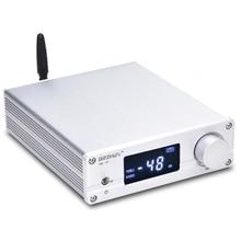 BRZHIFI O VOL-01 Remote Control Volume Preamplifier Bluetooth 5.0 Power Amplifier EU Plug