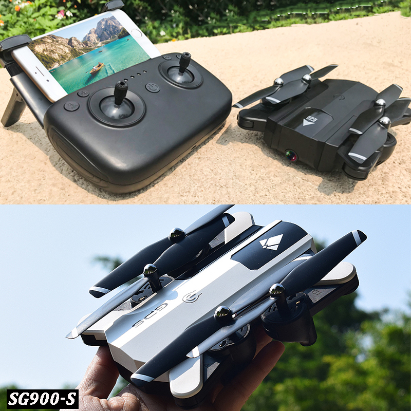 SG900s Drones Gps With Camera Hd Rc Helicopter Fpv Drone Quadrocopter Sg900 Dron 1080P Follow Me Mini Drone VS S167 XS812
