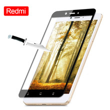 Protective Glass Film On The Phone For Xiaomi Redmi 4x 4 4a 3 Tempered Glas Ksiomi Xiomi Xaomi Xiaomei Red Mi A X 4 X A 3 X4 A4(China)