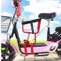 Elektrische Motorrad Kinder Sicher Elektromobil Roller Große Sitz Vorne Baby Kids Infant Sitz Stroma auf