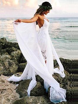 Robe Mariage Bohème Chic Lily