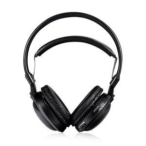 Image 3 - ¡Envío gratis! Auriculares de dj inalámbricos, de gama de 500m, silent Fiesta disco club con los mejores bajos