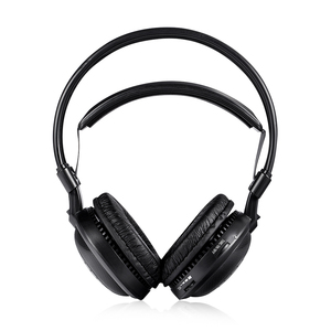 Image 3 - free shipping!!! 500m range wireless dj headphones earphones silent disco party club with best bass