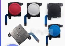 100 adet orijinal yeni nintendo anahtarı NS anahtarı lite analog joystick düğme değiştirme siyah, beyaz, mavi, kırmızı
