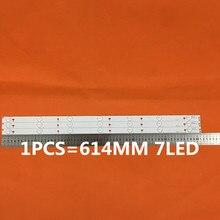 1set = 3 stücke 100% NEUE LBM320P0701 FC 2 led hintergrundbeleuchtung streifen TPT315B5 LB F3528 GJX320307 H 32E200E
