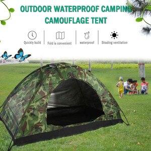 Модная уличная палатка, водонепроницаемая палатка с защитой от УФ лучей, палатка для активного отдыха, кемпинга, походов, палатка для альпин...