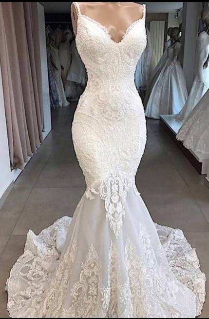 Beautiful Mariage Vestido De Noiva 2020 Wedding Dresses