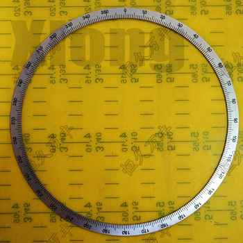 Outer Diameter: 166 Mm Dial Angle Measuring Instrument Round Dial ...