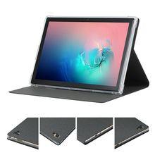 Для Blackview Tab 8 8E/YESTEL T5/Archos T101 4G/Dragon Touch NotePad 102 (10,1 дюйма), чехол-подставка для планшетного ПК, мягкий чехол из ТПУ на заднюю панель