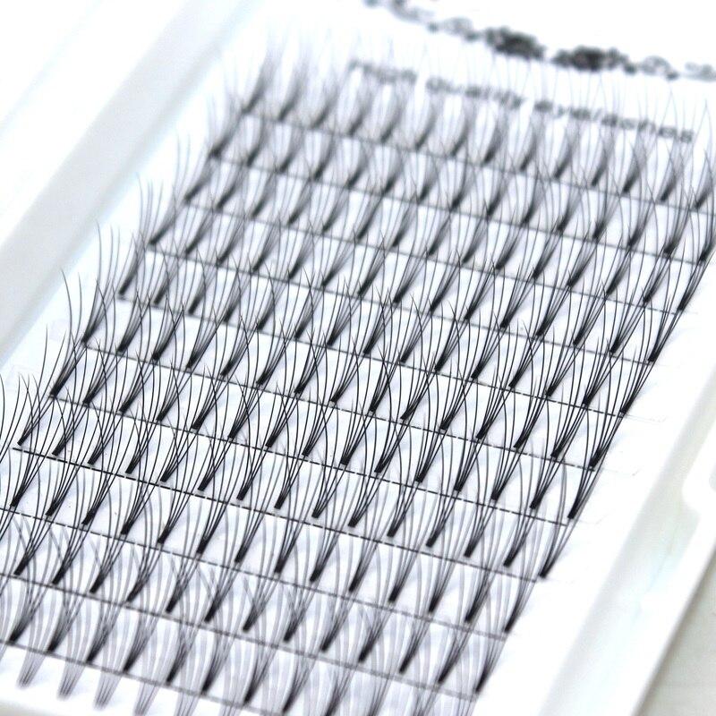 12lines Individual Eyelashes C D Natural long False Eyelashes Classic Eyelashes Extension Cilia 0.07-0.15mm