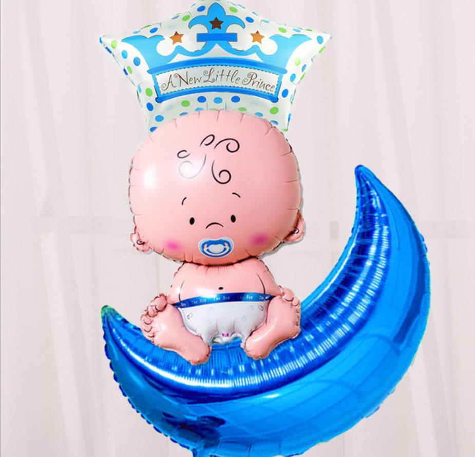 dessin-anime-chapeau-36-pouces-grande-lune-ballons-croissant-aluminium-lune-feuille-ballon-festival-decorations-de-mariage