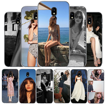 Dakota Johnson Soft Silicone Phone Case For Samsung J3 J4 J7 J8 2018 J5 J7 2017 J5 J7 2016 J7 Prime J4 J6 J7 plus image