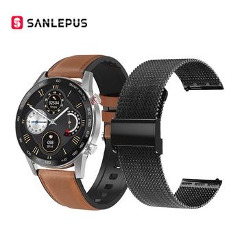 2020 SANLEPUS ECG Smart Watch Bluetooth Call Smartwatch Men Women Sport Fitness Bracelet Clock For Android Apple Xiaomi Huawei 15
