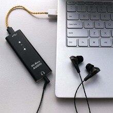 ES9038Q2M Headphone Amplified HiFi Audio USB DAC Decoder SA9227 type c portable Computer External Sound Card