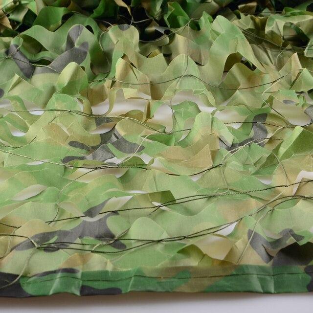 2x3m 2x4m 2x5m 3x3m 3x5m chasse militaire Camouflage filets bois Camouflage filet Camping abri soleil jardin