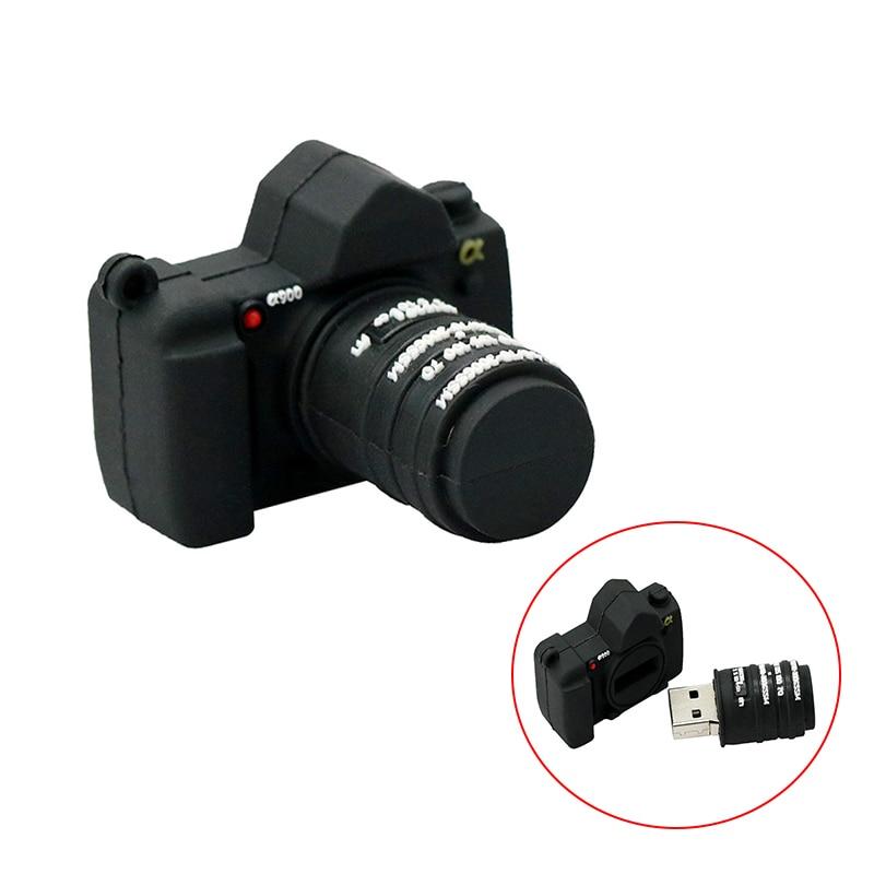Silicone 64GB 32GB USB 2.0 Flash U Disk Gift Black Camera 256GB 128 8 4 16 32 Gb Pendrive ( Not Plastic ) Memory Stick Pendrives