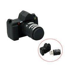 Memoria USB 2,0 de silicona, memoria USB 256 de 64GB, 32 GB, disco U, cámara negra de regalo, 128 GB, 8, 4, 16, 32 gb
