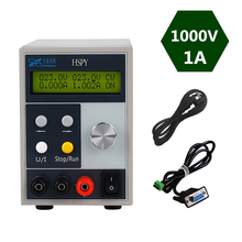 HSPY Programmable Laboratory Switching BenchPower Supply Feeding 1000V 1A Adjustable Lab Power Voltage Current Regulator 220V oubel high precision voltage regulated lab power supply 30v 10a 60v 5a power supplies adjustable voltage and current regulator