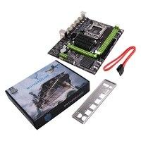 X58S Motherboard Unterstützt RECC Server Speicher LGA1366 Quad Core Sechs Core 5570 CPU|Motherboards|   -