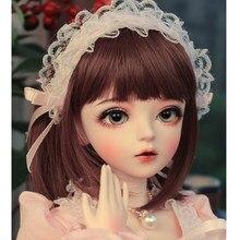 60cm BJD regalos de muñecas para chica muñeca con ropa apoyo cambiar los ojos DIY para muñecas mejor San Valentín regalo del día de belleza hecha a mano de juguete
