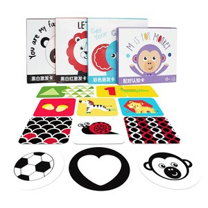 Baby Montessori Toys Pocket Fl