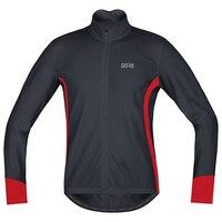 2019 männer GORE Winter Thermische Fleece Langarm Jersey Sport Warme Racing Radfahren Jersey Reit Bike Shirt Jacke Kleidung-in Rad-Trikots aus Sport und Unterhaltung bei