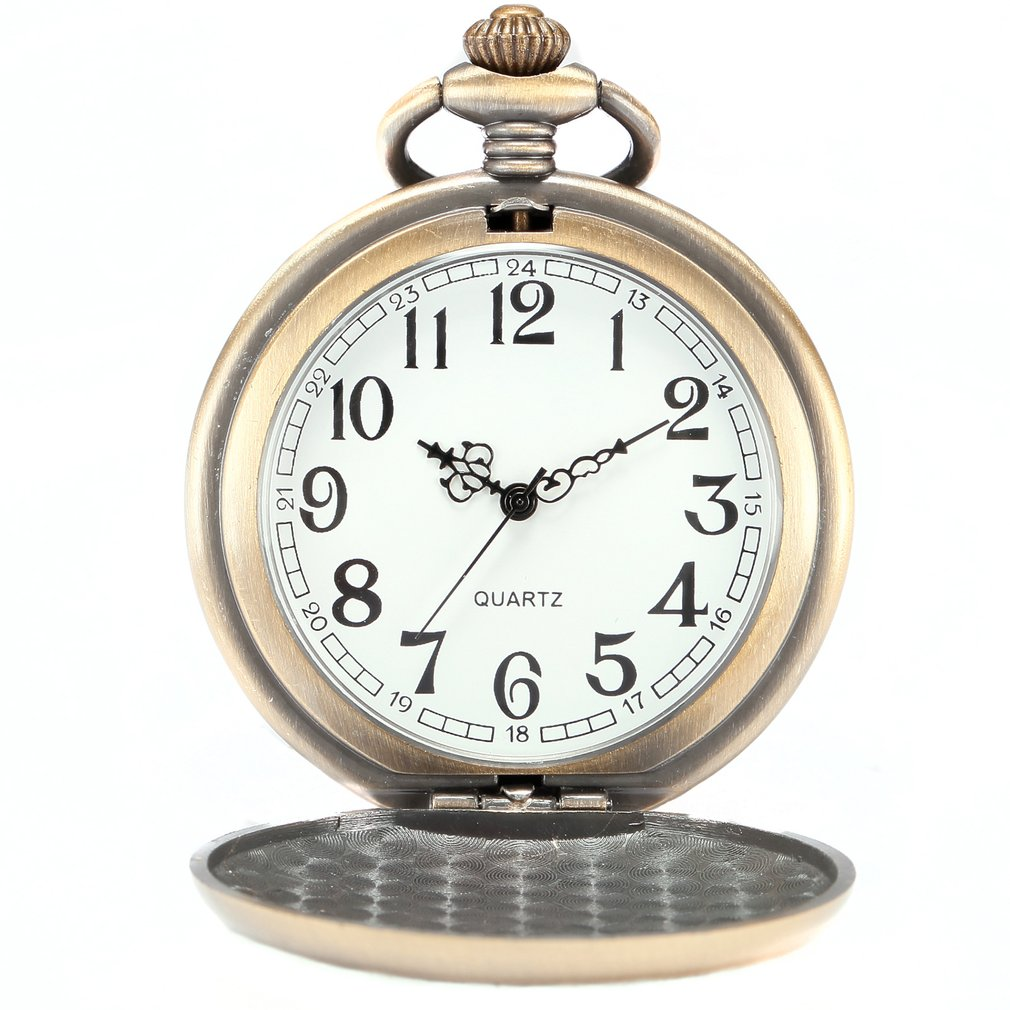 Dragon Shaped Pocket Watch Mechanical Pocket Watch Antique Luxury Brand Necklace Exquisite Pocket Watches