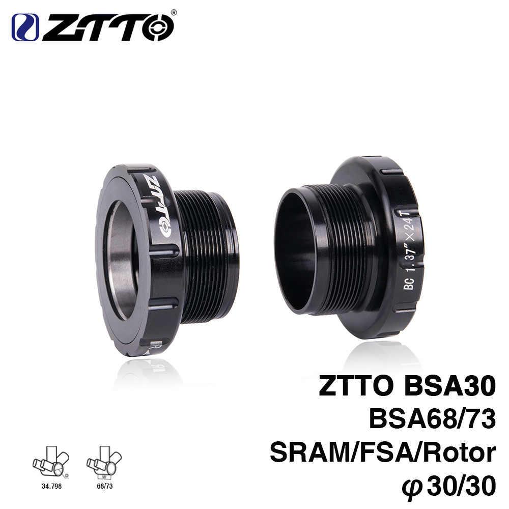 1Pcs Keramiklager Tretlager MTB BB Für Shimano FSA Raceface 68-73mm Innenlager