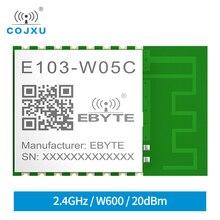 Wifi-Module Pcb-Antenna UART Esp8266 To with E103-W05C W600 20 Dbm Low-Cost WI-FI Small-Size
