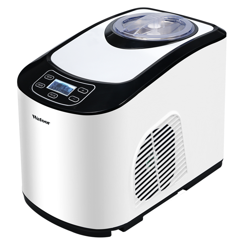 Image 3 - 220V Automatic Household Electric Ice Cream Machine Multifunctional Soft Hard Ice Cream Maker Machine Commercial Using EU/AU/UK-in Ice Cream Makers from Home Appliances