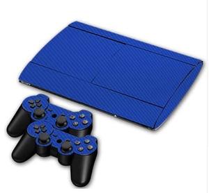 Image 5 - GTA V pour PS3 Surper slim 4000 Console vinyle peau autocollant couverture + 2 pièces contrôleur pour Sony PS 3 super mince 4000 contrôleur décalque