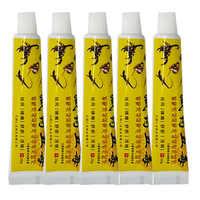 5Pcs Chinese Pain Relieve Cream Rheumatoid Arthritis Joint Back Herbal Analgesic Balm Pain Relief Ointment