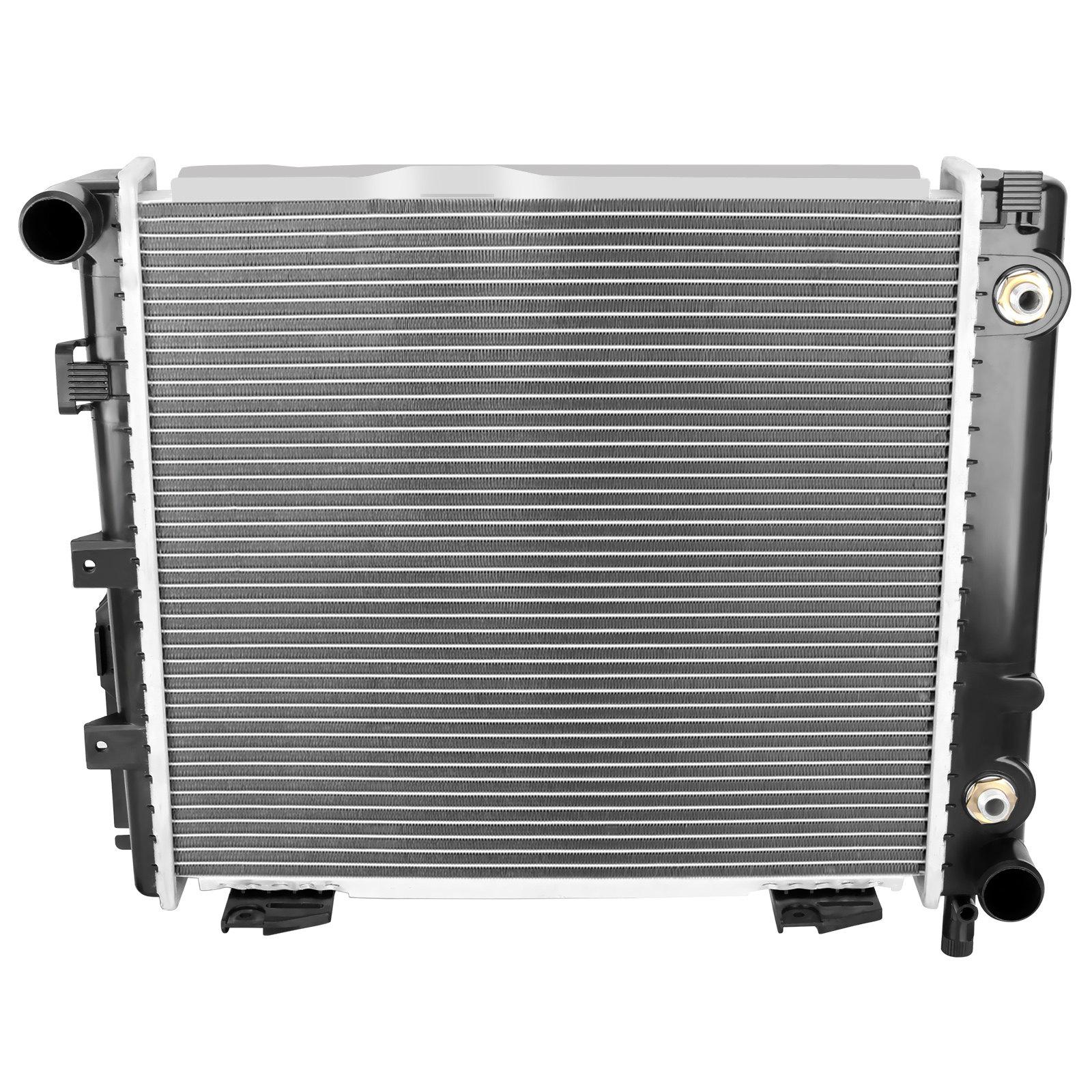 MA 9C1, 1C1, 1Y7 Kühler Wasserkühler Motorkühler VW BEETLE 98- 1.4 i 16V