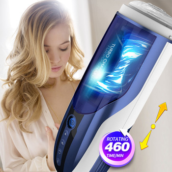 Manbird Full Automatic Thrusting Male Masturbator Toys for Men Retractable Voice Electric Machine Blowjob Sucking Sex Products 1