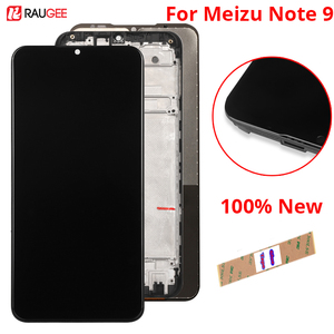 Image 1 - Display For Meizu Note 9 LCD Display Touch Screen Test Well New Digitizer Replacement Touch Screen For Meizu Note 9