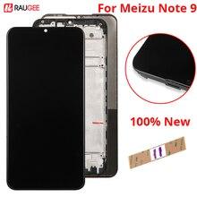 Wyświetlacz do wyświetlacza LCD Meizu Note 9 Test ekranu dotykowego nowy zamiennik digitizera ekran dotykowy do Meizu Note 9