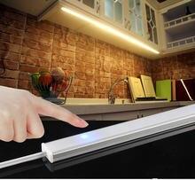 Светодиодная подсветка под шкаф 3 Вт сенсорный датчик ночник