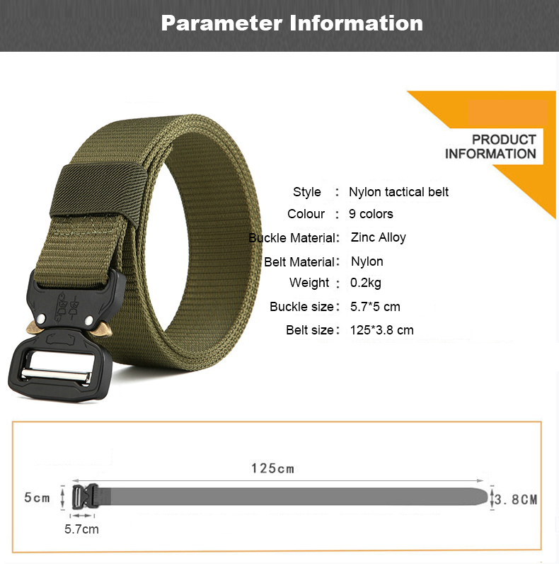 Hdfc172ef9a644d2697912b3f1c606e19o - Classic Military Tactical Belt Premium Polyamide Outdoor Sports Quick Release Buckle Belt Mountaineering Ski