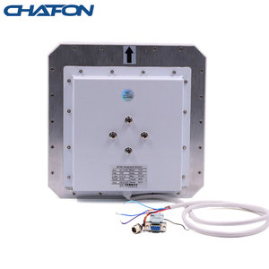 Image 2 - CHAFON 10m uhf long range rs485 rfid card reader writer provide free sdk and sample tags used for parking system