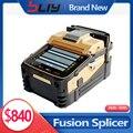 Kostenloser versand Fiber Optische Fusion Splicer Fiber Optic SCHALTER Schweißen Spleißen Maschine signalfire AI-8C FTTH Tool kit