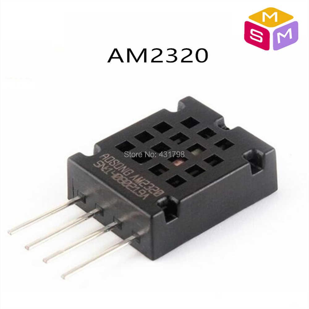 AHT10/DHT11/AM2302/AM2320/AM2122/AM2120/AM2322/HR202L Digitale di temperatura e sensore di umidità modulo condensatore sensibile AIoT