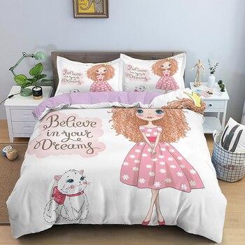Believe in Dreams Bedding Set 17