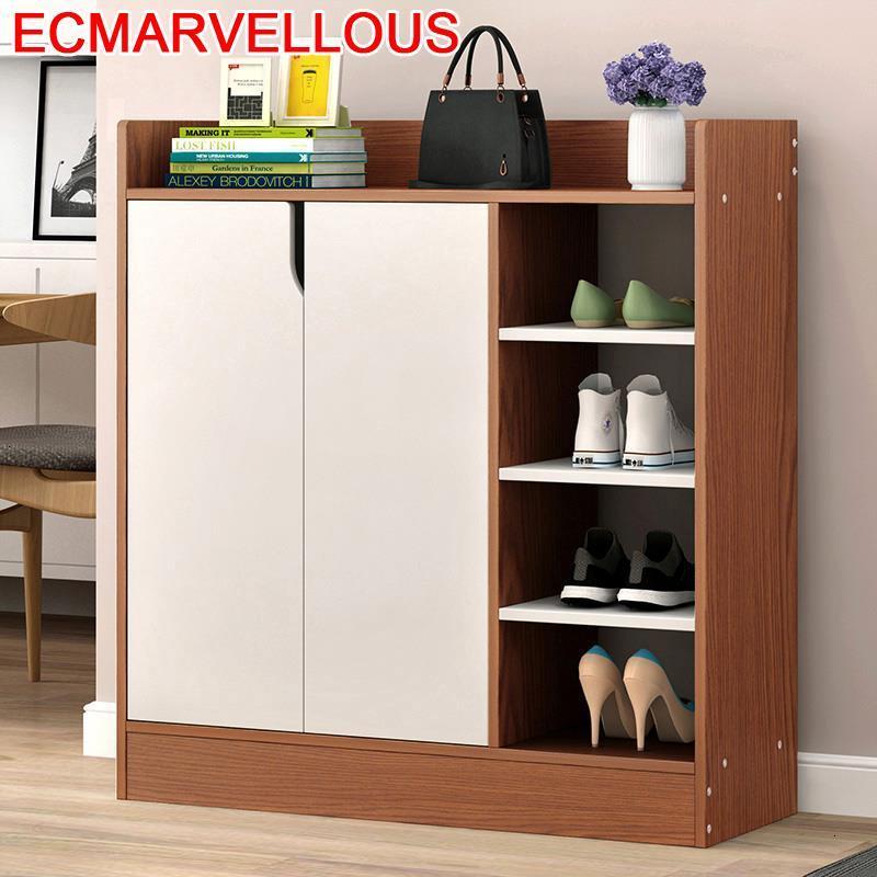 Cabinet font b Closet b font Home Furniture Organizador Zapato Zapatero Mueble Para El Hogar Chaussure