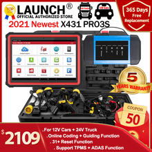 Auto-Obd-Obd2 Scanner Diagnostic-Tool Code-Reader PRO3S X431 HDIII Truck Full-System
