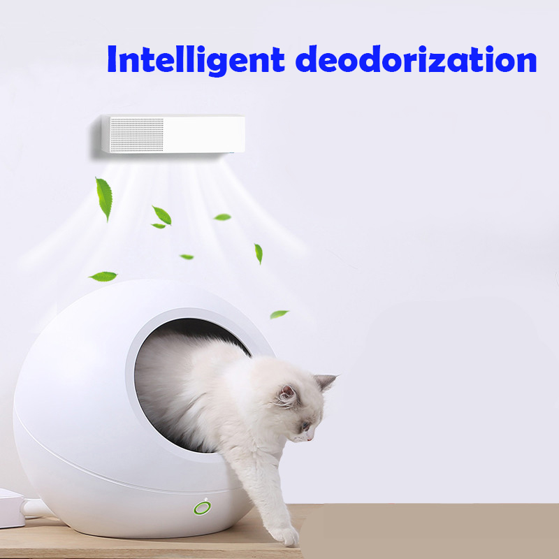 PETKIT Air Pet Smart Odor Eilminato,Cats Toilet Filter Air Purifie And Odor Reduction For Cats Accessories Dog Supplies Perros