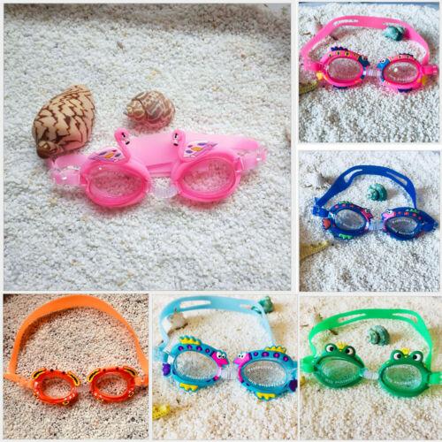 Kids Swimming Goggle Pro Swim Goggles Non-Fogging Anti UV Pool Sea Swim Glasses