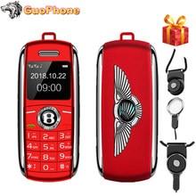 Venda quente desbloqueado mini telefone móvel 0.66