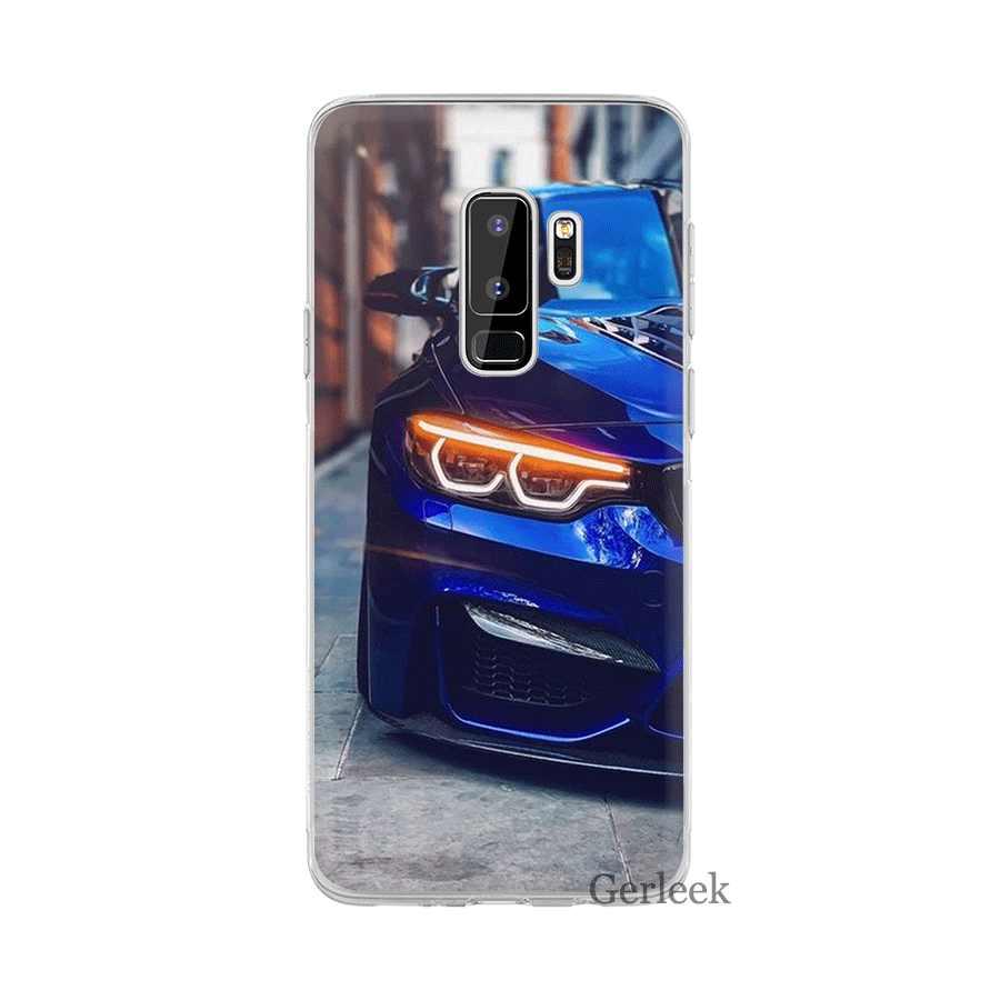 Cassa Del Telefono Mobile per Samsung A70 A50 A60 A40 A20 A30 A10 A3 A5 A6 A8 A7 A9 Più A10s a20s A30s A40s A50s Bmw Duro Della Copertura